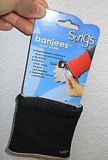 Sprigs Banjees Wrist Wallet Reversible Breathable Lightweight in 2 styles