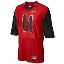 Nike Georgia Bulldogs Pro Combat Rivalry Jersey Jake Fromm's Number #11 NO NAME