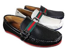 Men Brixton Boat Shoes Driving Moccasins Slip On Loafers Pizarro