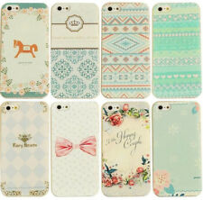 Phone Painted Various Pattern Hard Skin Case Cover for Apple IPhone4 4S 5 5S