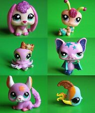 LPS LITTLEST PET SHOP SPARKLE / GLITTER PETS -  LOTS TO CHOOSE FROM