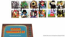 Classic Childrens TV - Postman Pat - Royal Mail Stamps FDE / FDC - 07.01.2014