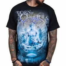 AUTHENTIC BORN OF OSIRIS DISCOVERY DEATHCORE METAL MUSIC MENS SHIRT S-2XL