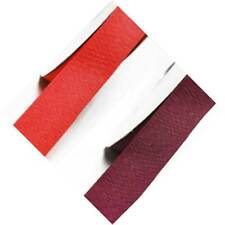 """Grosgrain Ribbon 38mm 1.5"""" by 4 meters, All Red s Mauve s for cake decorate"""