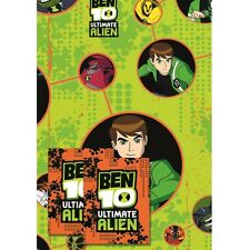 Ben 10 Ultimate Alien balloons and gift wrap :)
