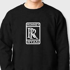 Romney Ryan 2012 Republican T-shirt Party campaign Crew Neck Sweatshirt