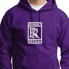 Romney Ryan 2012 Republican T-shirt Party campaign Hoodie Sweatshirt