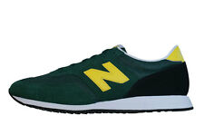 New Balance CM 620 SGY Mens Leather Suede Trainers / Shoes - X - See Sizes