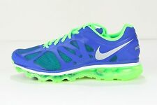 MEN'S NIKE AIR MAX+ 2012 487982-403 GAME ROYAL/METALLIC SILVER-ELECTRIC GREEN