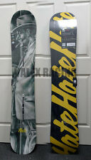 New 2013 Burton Restricted Hate Snowboard Available Size: 155cm