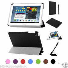 Slim case for Samsung Galaxy Tab 3 10.1 Inch  folding flip executive cover stand