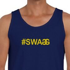 SWAGG MTVs Pauly D T-shirt Jersey Shore the Situation funny Men's Tank Top