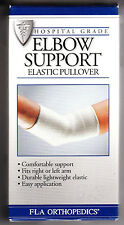 FLA Hospital Grade  Elastic Pullover Elbow Support  tennis basketball sports
