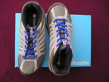 Women's Columbia Whitney Ridge Hiking/running shoes MSRP $64.99 blue laces