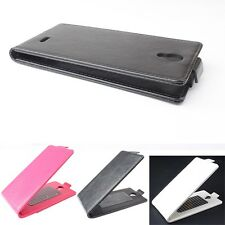 "Flip Case For 4.7"" Cubot One PU leather Smart Phone Protective Cover Multicolor"
