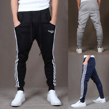 New Fshion Casual Feet pants Slim fit Tapered trousers pants men's clothing