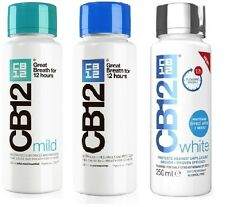 CB12 Mouthwash / Rinse - Single or Multipack Value