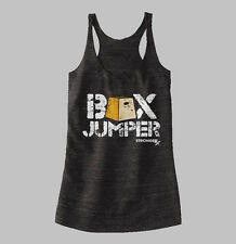 Performance Tank - The Box Jumper BLACK Women - For AthletesThat Do Crossfit Ex