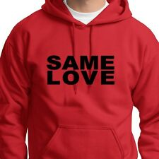 SAME LOVE Marriage Love Equality T-shirt Macklemore and Lewis Hoodie Sweatshirt
