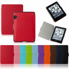 Premiu Ultra Slim PU Leather Smart Case Cover For New Amazon Kindle Paperwhite5