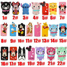 New Animal Cartoon Soft Silicone Case Cover For Samsung Galaxy S3 S4 Note3
