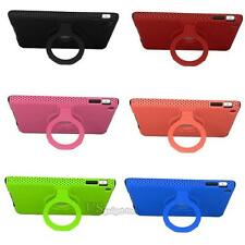 New Protective Shockproof Silicon Children Circle Stand CASE For Apple iPad Mini