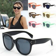 Designer Inspired Chic Audrey Cat Eye Oversized Sunglasses 1051 *Pick Color