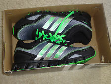 New Youth Adidas Climacool Modulation 2 High Performance Shoes BLK Green G66922