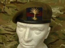 Quality Welsh Guards Beret Cloth OR`S Badge Household Division Welsh Guards