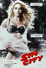 """SIN CITY ""  Retro Movie Poster A1A2A3A4Sizes"