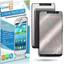 For Motorola Droid Maxx XT1080 Mirror Screen Protector LCD Film Shield Cover