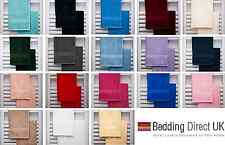 Luxury Combed Cotton Super Absorbent 500gsm Towels Various Sizes & Colours