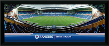 Glasgow Rangers Ibrox Official Framed Stadium Photograph Range