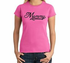Mommy Since 2013 Juniors T Shirt New Baby Gift for Mother Mama Mothers Day Gift
