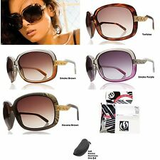 NEW Electric Hightone Womens Fashion Designer Oversize Sunglasses Msrp$110