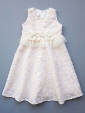 NWT Pink Organza & Satin Occasion Dress Summer Isobella & Chloe 12M, 18M, 2T