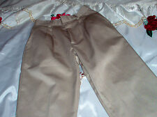 Boys' Khaki/Navy Omega Pants, sz 14-20.