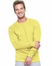 Hanes Adult Beefy-T Long-Sleeve T-Shirt - style 5186