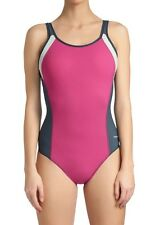 New Freya Active Underwired Moulded Swimsuit 3991 Pink/Charcoal VARIOUS SIZES