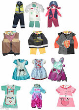 Childrens Fancy Dress Party Outfit Kids Girls & Boys Dress Up Costumes FREE P&P