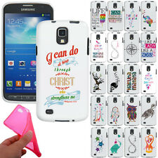 For Samsung Galaxy S4 Active I537 Flexible TPU Gel Silicone Rubber Case Cover