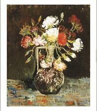 "VINCENT VAN GOGH ""Bouquet De Fleurs"" Art CANVAS EDITION various SIZES, BRAND NEW"