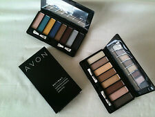 AVON'S  * NEW TRUE COLOUR TECHNOLOGY * 8-IN-1 EYESHADOW PALETTE * NEW & BOXED