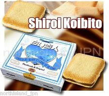 [ Shiroi Koibito  Langue de chat cookie ]  - HOKKAIDO Famous Confection - F/S