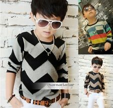 Bestselling Fashion Cotton boy's t-shirts baby Long Sleeve Popular 2-7 Years
