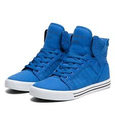 Sneakers Skate Shoes Shoes SUPRA SKYTOP Royal black white