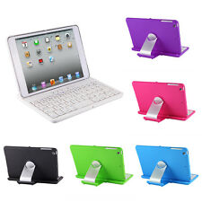 For Apple Ipad Mini 360 Rotating Swivel Wireless Bluetooth Keyboard Case Stand