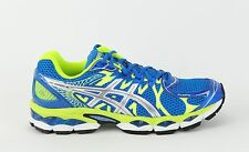 Asics Men's Gel-Nimbus 16 Island Blue/Lightning/Lime T435N.6197