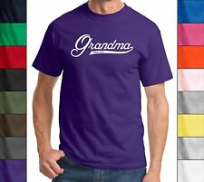 Grandma Since 2015 Unisex T Shirt Cute Mothers Day Holiday Gift Tee Shirt