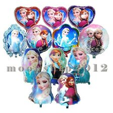 All Kind Of Beautiful Frozen Aluminum Balloon Wedding&Birthday Party Decoration